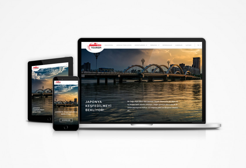 Japanese Agency TJT Tourism's new website is now online!
